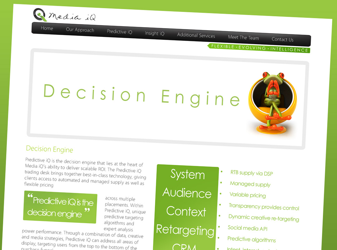media-iq-decision-engine